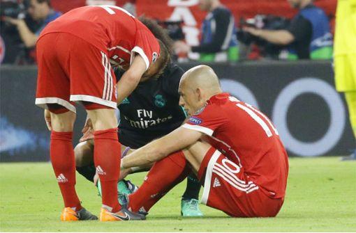 Real Madrid schockt den FC Bayern München erneut
