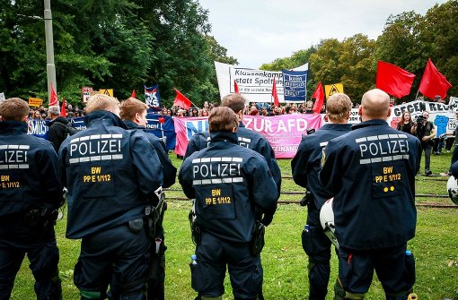 Proteste begleiten die Feier