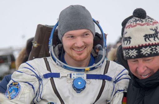 Astro Alex nach 197 Tagen im All wieder in Deutschland