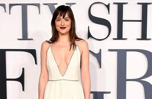 Auch Dakota Johnson wird Presenter