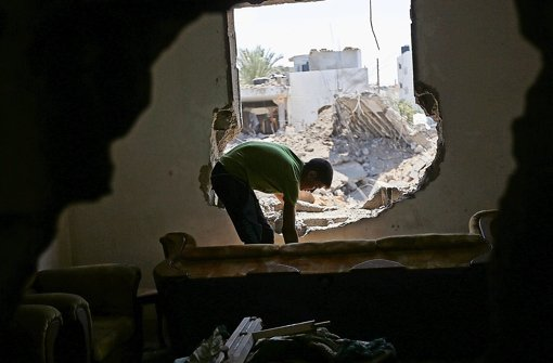 Kritik am Gaza-Krieg ist unerwünscht
