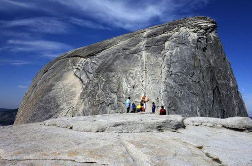 Wanderer stürzt im Yosemite-Park in den Tod