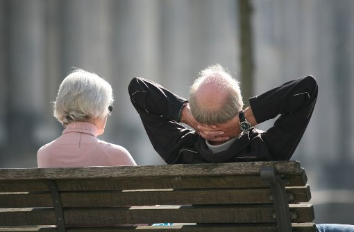 Rentenniveau soll mit Steuermitteln gehalten werden