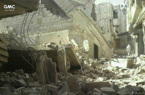 Assad bleibt im Amt – und der Westen schaut zu