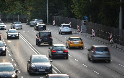 Weniger Verkehr am Neckartor – das fordert das Gericht. Foto: Lichtgut/Max Kovalenko