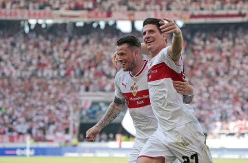 """Liveblog: """"Ochsen-Duell"""" zwischen Gomez und Ginczek"""