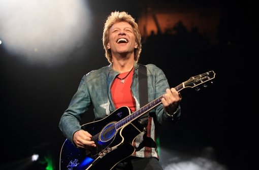 Bon Jovi veröffentlicht 13. Album