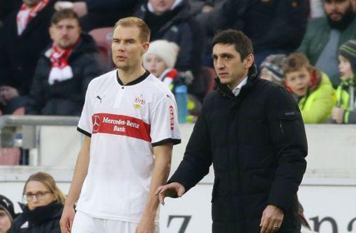 Badstuber zurück im VfB-Team