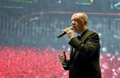 """Türkischer Staatspräsident bezeichnet Israel als """"rassistischsten Staat der Welt"""""""