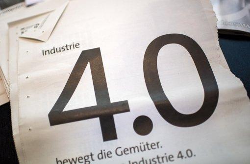 Kleine Unternehmen tun sich schwer beim Umbau der Produktion Richtung Industrie 4.0. Foto: dpa