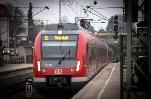 Defekt verursacht Verzögerungen im S-Bahnverkehr