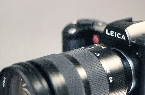 Leica SL - Videoansicht