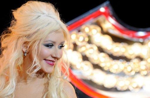 Aguilera erwartet wohl ein Mädchen