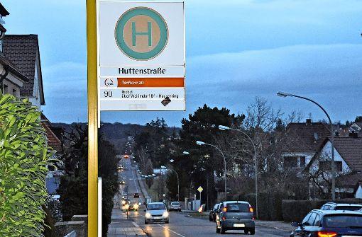 Verlegung der Bushaltestelle sorgt für Ärger