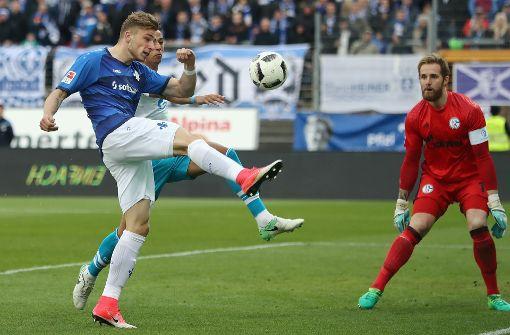 SV Darmstadt 98 hält Mini-Hoffnung gegen Schalke am Leben