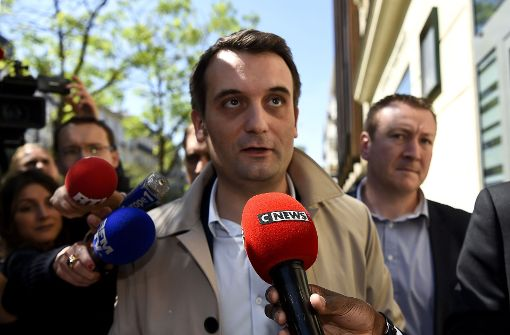 Vize Florian Philippot will Front National verlassen