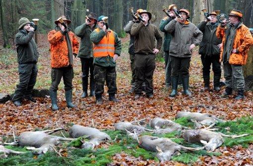 Jagdgesetz-Entwurf treibt Jäger auf die Barrikaden