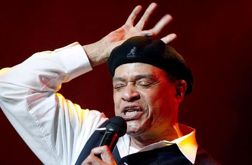 Jazz-Legende Al Jarreau ist tot