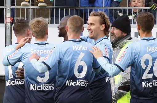 Liveticker: Kickers zu Gast bei TuS Koblenz