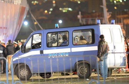 Polizei nimmt zwei Schlepper fest