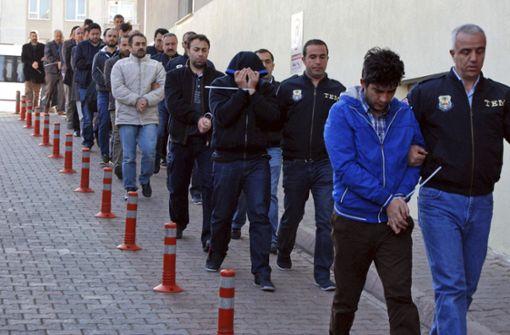 Werden Gülen-Anhänger in geheimen Gefängnissen gefoltert?
