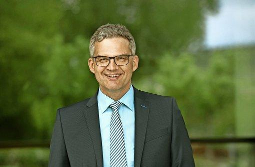 Joachim Scholz kämpft um seine Wiederwahl