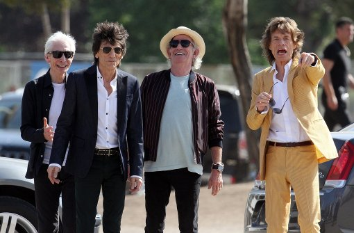 Mick Jagger, Keith Richards & Co. haben den Blues