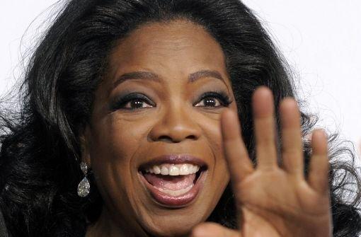 Oprah Winfrey wieder bestbezahlter Promi