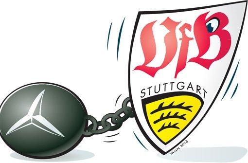 So bremst Mercedes den VfB