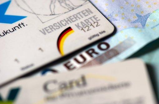 Die CDU beginnt eine Debatte über die faire Verteilung der Gesundheitskosten. Foto: dpa