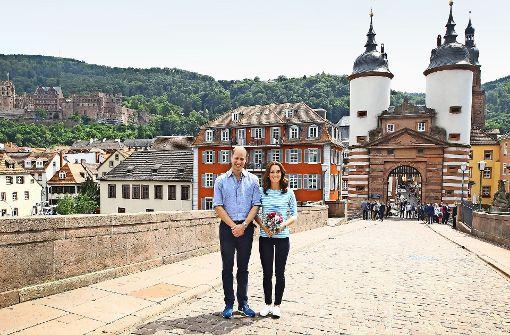 Fotografen Heidelberg kate und william in heidelberg eine stadt im royalen taumel