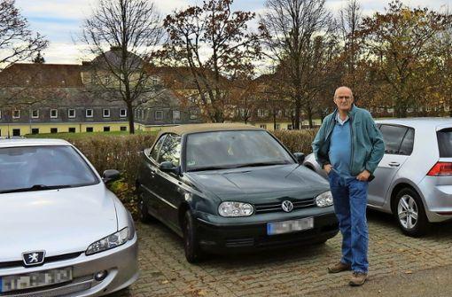Parkkosten an Uni Hohenheim treiben Anwohner um