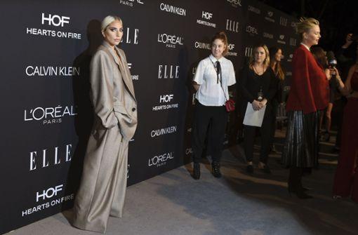 Powerfrauen auf dem roten Teppich – nicht nur Lady Gaga fällt auf