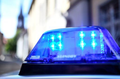 Streit in S-Bahn – Unbekannter greift Frau an