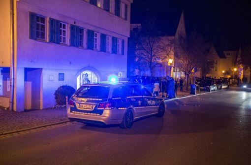 Die Tat ereignete sich gegen 19 Uhr in einem Frisörsalon.  Foto: 7aktuell.de/Simon Adomat
