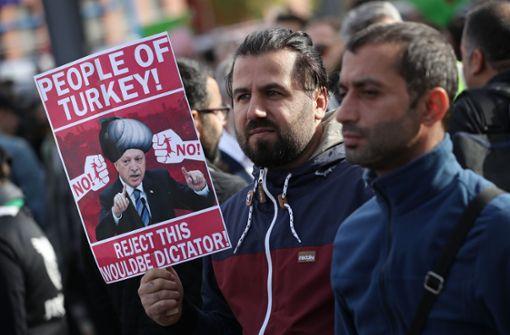 Der türkische Präsident spaltet das Land