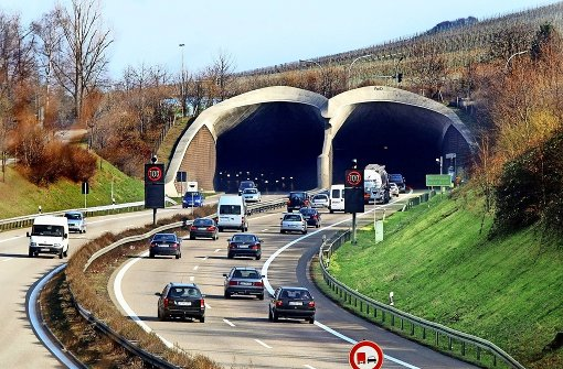 Nach dem Kappelbergtunnel gilt bald Tempo 80