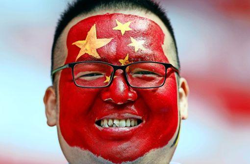 China ist der Werbeweltmeister
