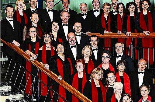 Der Philharmonia Chor präsentierte Walter Braunfels' Passionskantate op. 54 für Bariton und Orchester im Betthovensaal der Liederhalle Stuttgart.  Foto: Chor