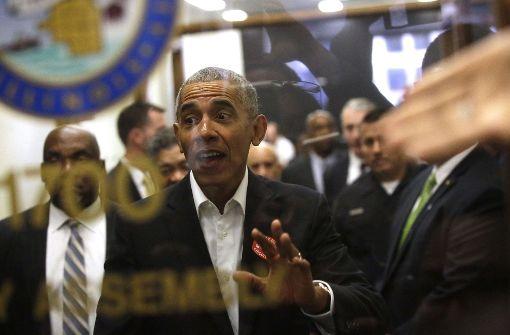 Ex-US-Präsident darf kein Geschworener werden