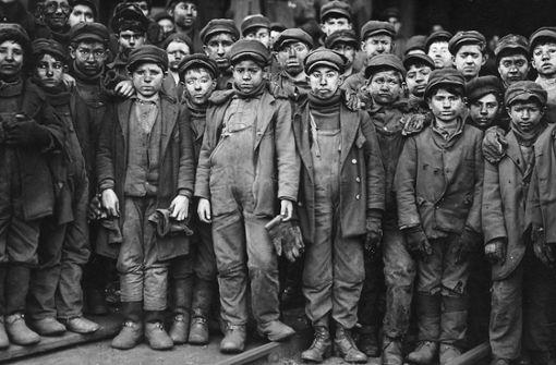 In der Hölle der Kinderarbeit