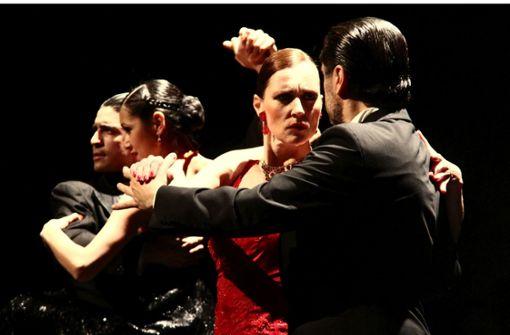 Eine Deutsche ist Argentiniens Tango-Star
