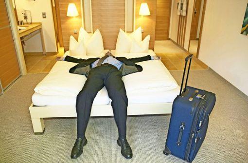 Das Geschäft mit den Hotels boomt