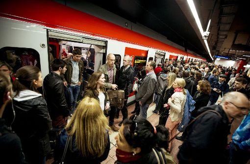 Busse und Bahnen fahren  erneut Rekord ein
