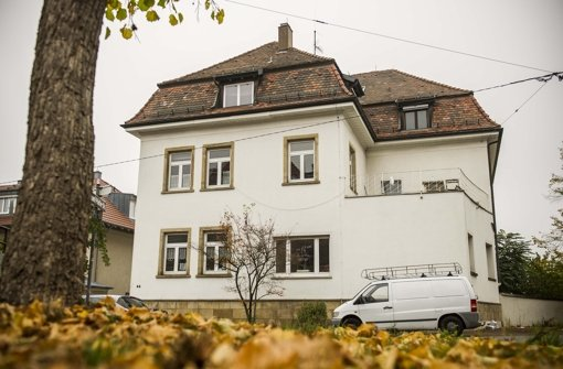 Die Villa Bolz – nicht schützenswert, findet die Landesregierung Foto: Lichtgut/Max Kovalenko
