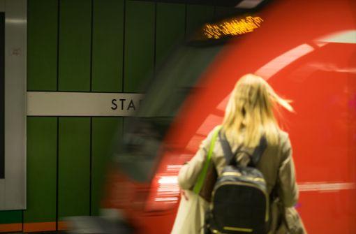 Signalstörung bei der S-Bahn behoben