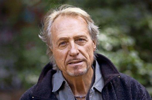 """Schauspieler Reiner Schöne   leiht in """"Episode III – Die Rache der Sith"""" dem Bösewicht ...  Foto: dpa"""