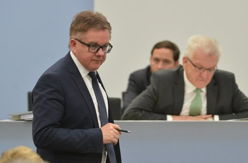 CDU-Spitzenkandidat Guido Wolf. Foto: dpa