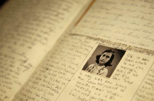 Erotik in Anne-Frank-Roman