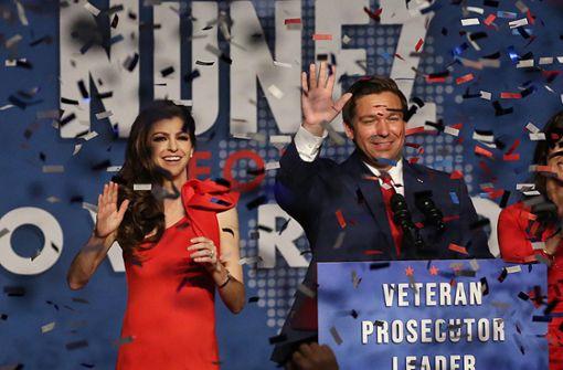 Mögliche Neuauszählung der Stimmen in Florida
